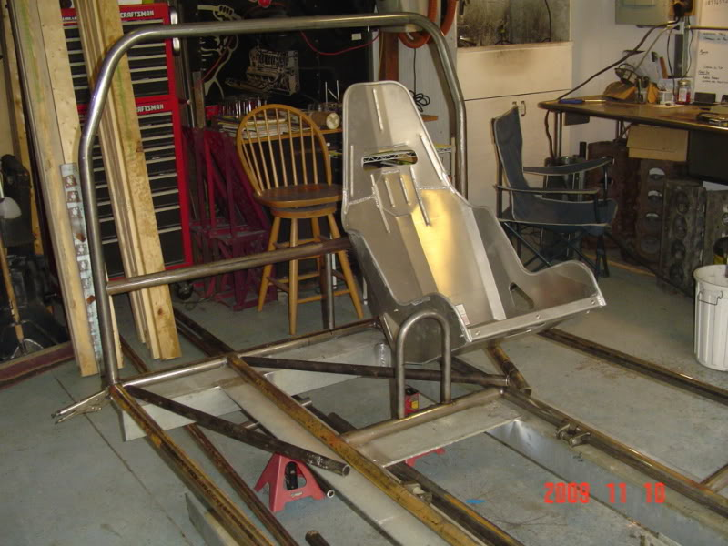 Chuck's 1970 Mustang: The Rebuild... - Page 2 ChassisDSC01103