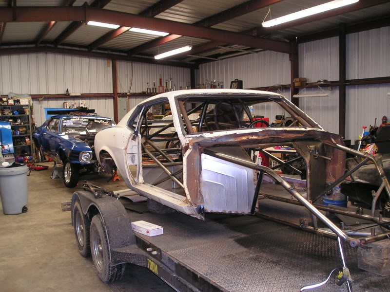 Chuck's 1970 Mustang: The Rebuild... - Page 6 Feb232010P1010078