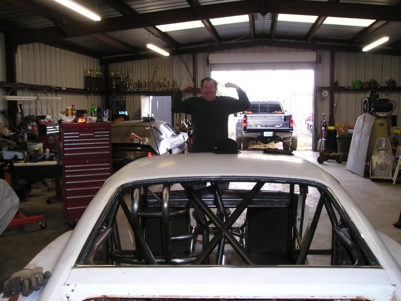 Chuck's 1970 Mustang: The Rebuild... - Page 6 Feb232010P1010096