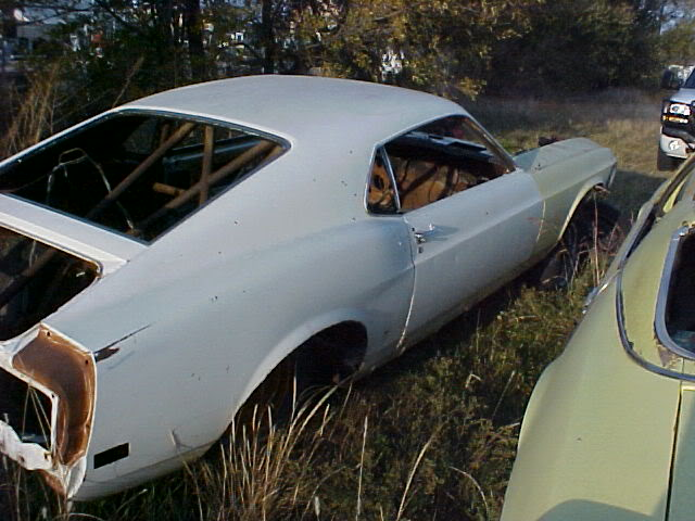 Chuck's 1970 Mustang: The Rebuild... - Page 2 MVC-590F