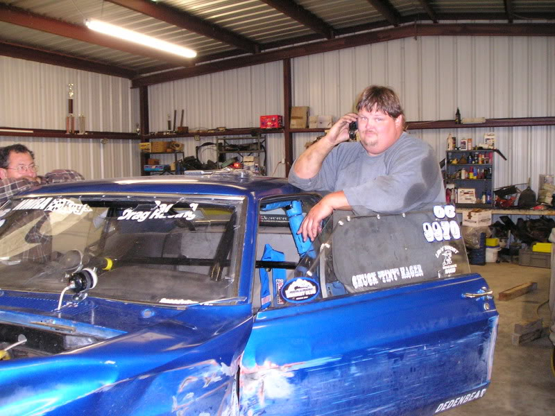 Chuck's 1970 Mustang: The Rebuild... P1010031