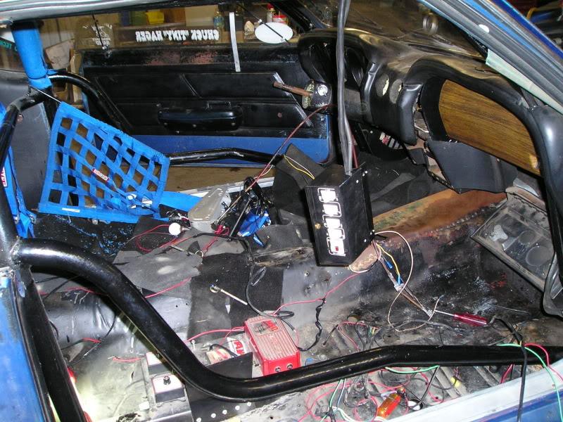 Chuck's 1970 Mustang: The Rebuild... P1010033