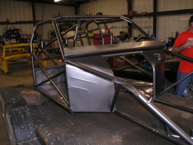 Chuck's 1970 Mustang: The Rebuild... - Page 6 PowderCoatChassis003