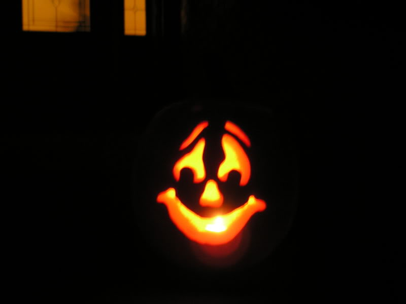 Happy Halloween.... HappyPumpkinP1010005