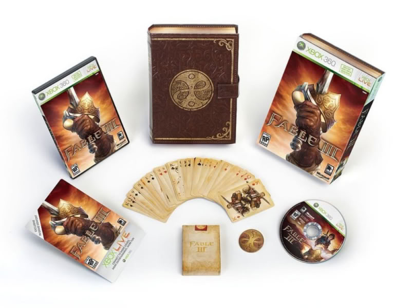 Games nieuwe of aanraders - Page 4 Fable-3-collectors-edition-limited-set