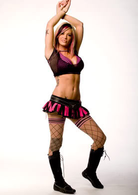 Ashley Massaro Pink lady   4rf1w7