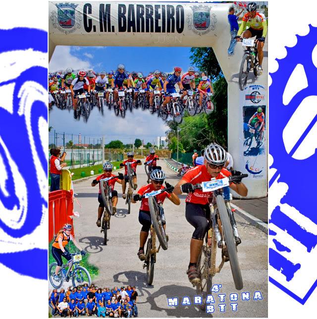 "5ª Maratona BTT ""Cidade do Barreiro"" - 23 Maio 2010 EfeitoMaratona"