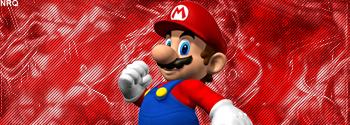 Nemesis's Graphics Designer Application Mario