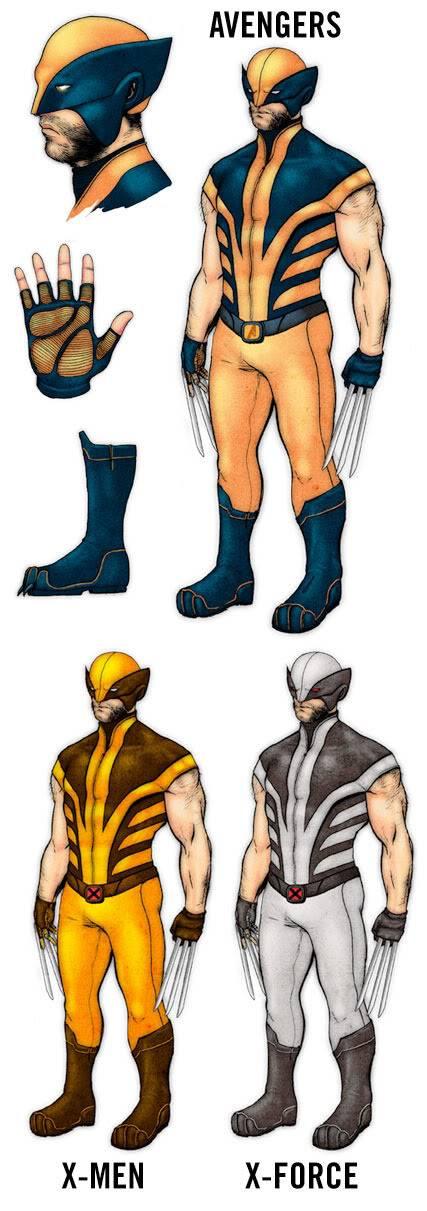 Wolverine quedó afilado Adam-Rosenlund