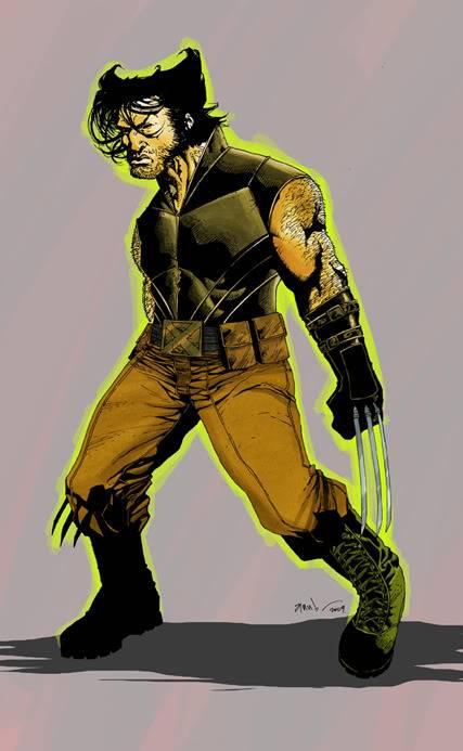 Wolverine quedó afilado Amancay-Nahuelpan
