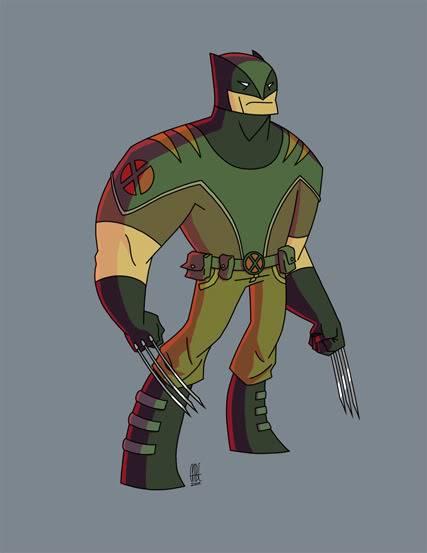 Wolverine quedó afilado Gabriel-Pinto