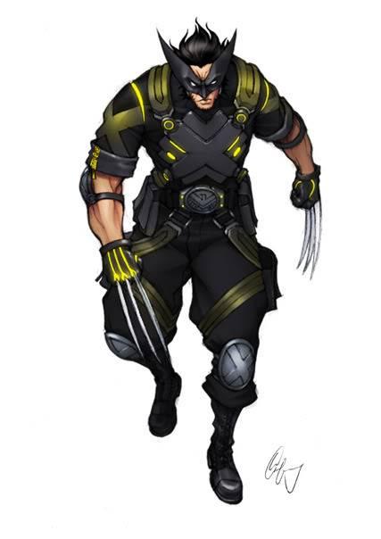 Wolverine quedó afilado Lee-Chen-Fang-1