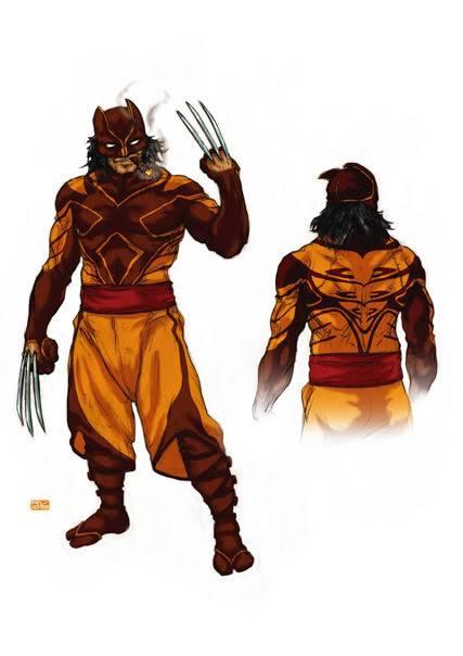 Wolverine quedó afilado Ricardo-Venncio