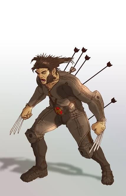 Wolverine quedó afilado Victor-M-Newman
