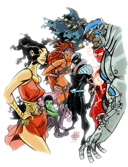 M&M - Titans Beyond Titansremix_full_3_rooftop