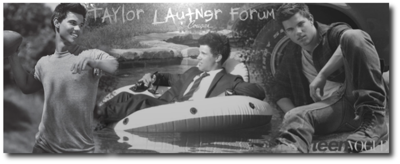 Taylor Lautner Fansite : Your Source For The Latest Taylor Lautner News