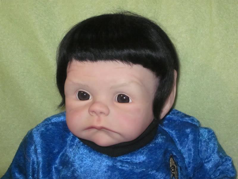 Sci-Fi Character Contest Entries Karenspock-closeup
