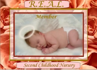 Feburary Artist of the Month Contest SecondchildhoodnurseryREALlogo
