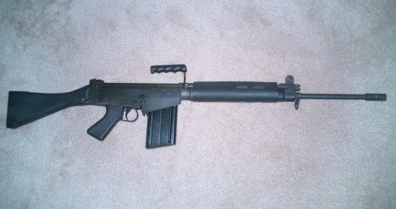 The FN FAL (Pictures & Info) Fal