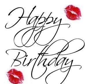 Srecan rodjendan draga ANJA ! Happy-birthday