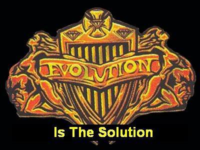 EVOLUTION?? BATISTA& TRIPLE H& RANDY ORTON Hhh