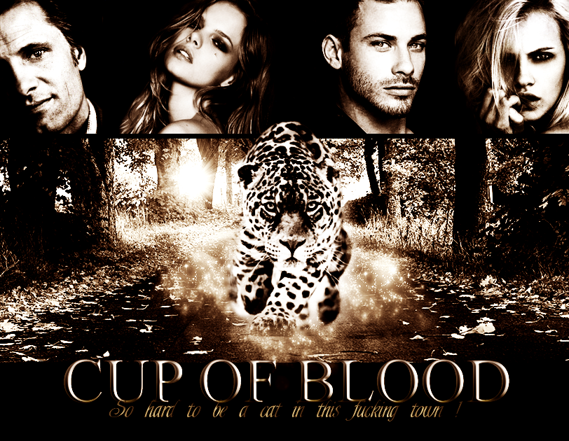 Cup of Blood ♥