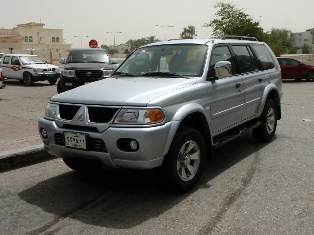 Mitsubishi Nativa 3.0L 2009