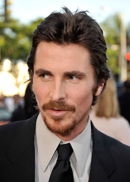 Fotos de Christian Bale PremiereUniversalPicturesPublicEnem