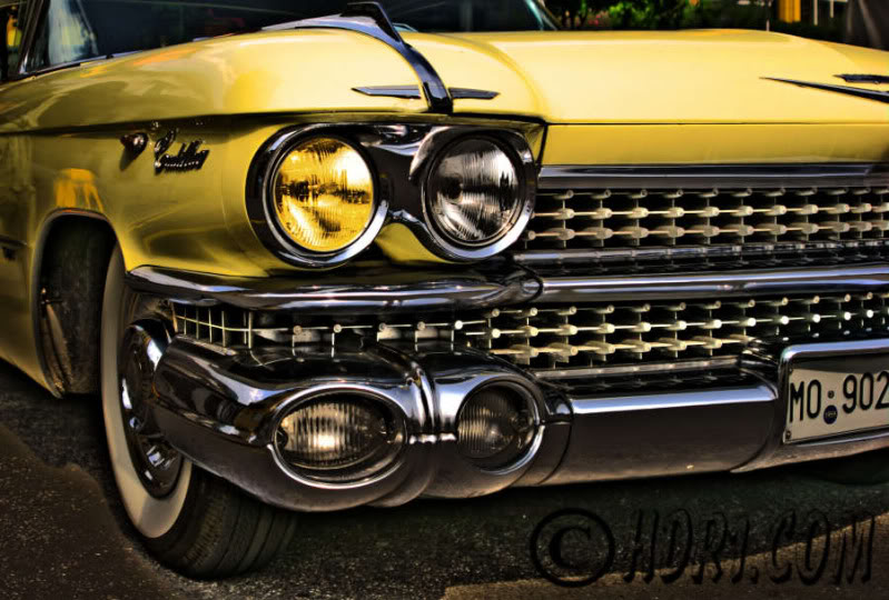 Jeux d'association musique et chars - Page 3 May8-9-09-yellow-cadillac-hdr-photo-photography-car-526-4-5