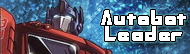 Autobot Leader
