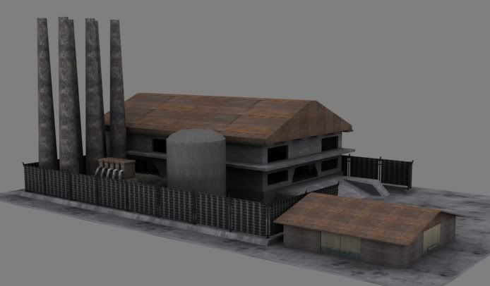 REDPlague structures Powerplant_wip
