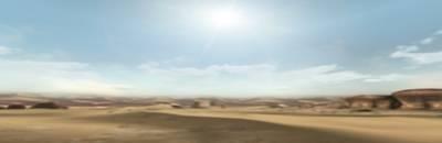 Sunhallowed Desert