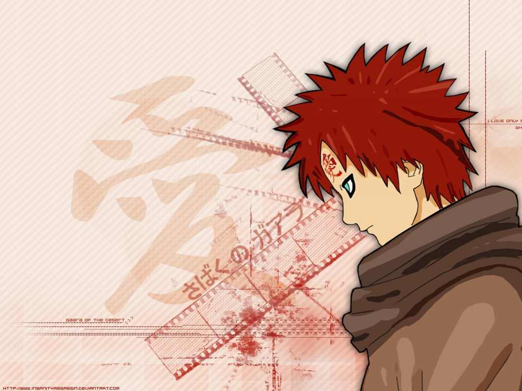 Gaara Wallpaper Pictures, Images and Photos
