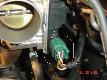 QR25DE Power/Butterfly Valve Fix