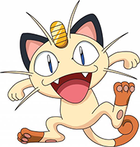 Haitou Image Fight - Página 37 Meowth