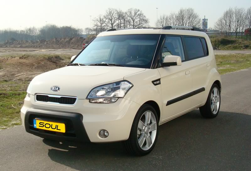 Hello from Holland. KiaSoul005