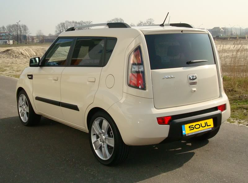 Hello from Holland. KiaSoul007