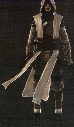 Vharex's Jedi Adventure Robe. ( Vharex is Skarcious' middle name ) MEHASJEDI