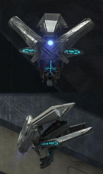 Sentinel-class multi-purpose drone. Sentinel