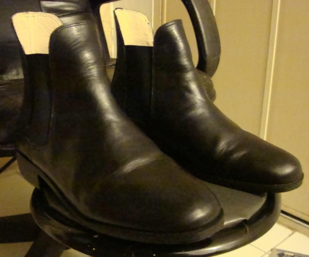 Boots. DSC02598