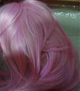 WTS: 50cm Purplish Pink Wig & WTB: Yellowish corn Wig Amuwig2