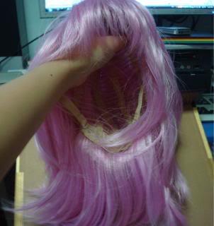 WTS: 50cm Purplish Pink Wig & WTB: Yellowish corn Wig Amuwig21