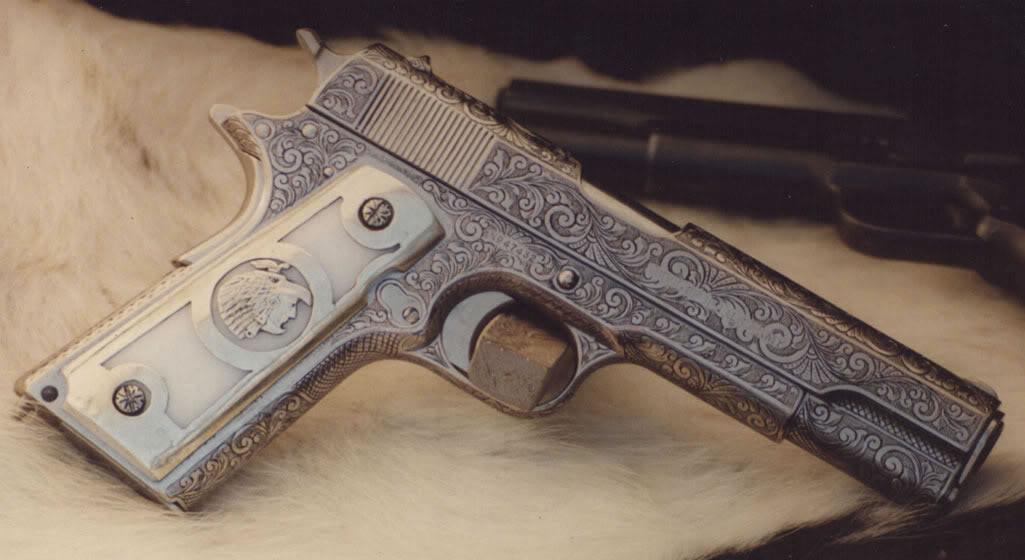 Arcos, Pistolas y Armas Arrojadizas 1911_jpg