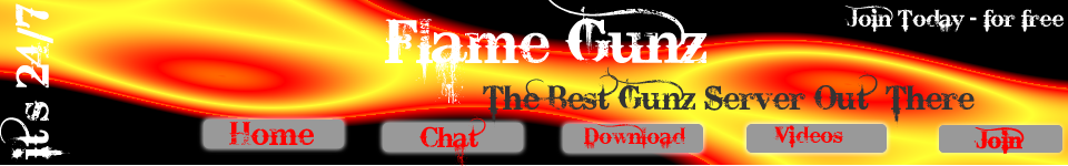 Advertising banners! (finished) FlameGunzOutAlreadybanner-1
