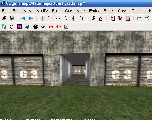 Quart yard map, Quartyard3