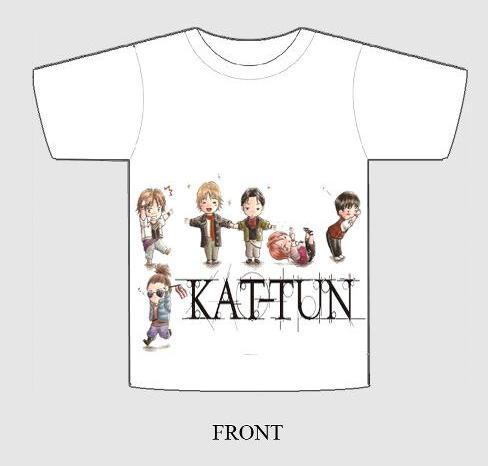 Vote For Your Fave KCS T-Shirt Front Design 1frontdeekaydeekaydk
