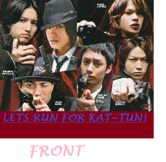 Vote For Your Fave KCS T-Shirt Front Design 1frontsamanthawomack