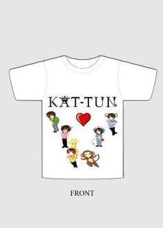 Vote For Your Fave KCS T-Shirt Front Design 2frontdeekaydeekaydk