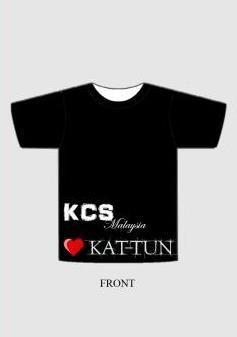 Vote For Your Fave KCS T-Shirt Front Design 3frontdeekaydeekaydk