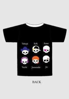 Vote For Your Fave KCS T-Shirt Back Design 4backdeekaydeekaydk